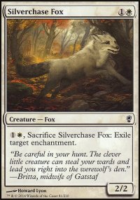 Silverchase Fox - Conspiracy