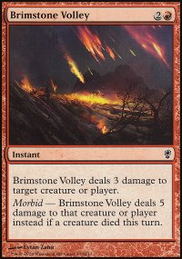 Brimstone Volley - Conspiracy