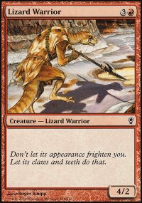Lizard Warrior - Conspiracy