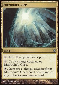 Mirrodin's Core - Conspiracy