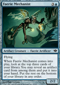 Faerie Mechanist - Conflux