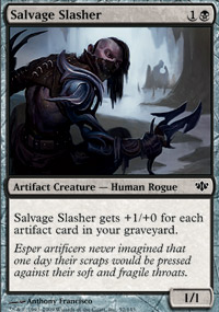 Salvage Slasher - Conflux