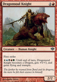 Dragonsoul Knight - Conflux