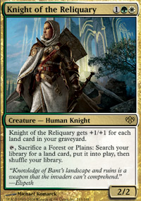 Knight of the Reliquary - Conflux