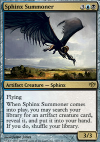 Sphinx Summoner - Conflux