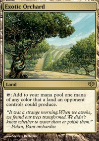 Exotic Orchard - Conflux