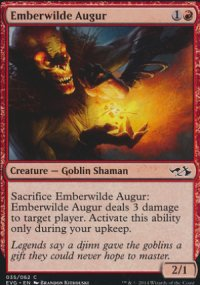 Emberwilde Augur - Duel Decks : Anthology