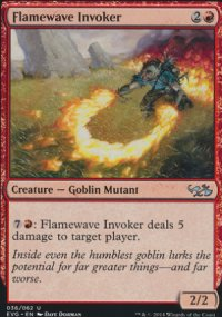 Flamewave Invoker - Duel Decks : Anthology