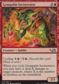 Gempalm Incinerator - Duel Decks : Anthology