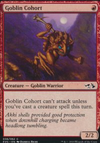 Goblin Cohort - Duel Decks : Anthology