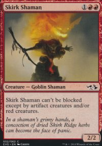 Skirk Shaman - Duel Decks : Anthology