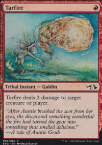 Tarfire - Duel Decks : Anthology