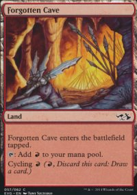 Forgotten Cave - Duel Decks : Anthology
