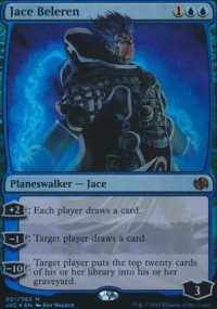 Jace Beleren - Duel Decks : Anthology
