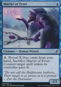 Martyr of Frost - Duel Decks : Anthology