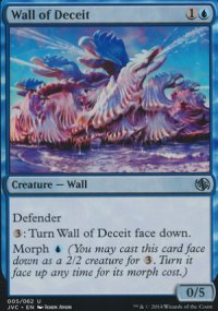 Wall of Deceit - Duel Decks : Anthology