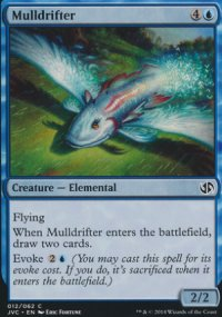 Mulldrifter - Duel Decks : Anthology