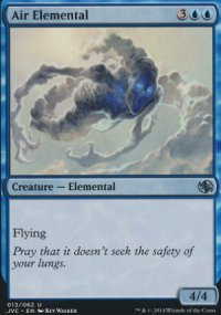 Air Elemental - Duel Decks : Anthology