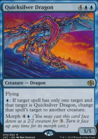 Quicksilver Dragon - Duel Decks : Anthology