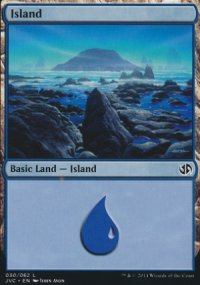 Island 1 - Duel Decks : Anthology