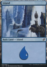 Island 4 - Duel Decks : Anthology