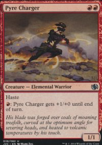 Pyre Charger - Duel Decks : Anthology