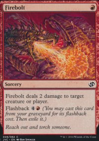Firebolt - Duel Decks : Anthology