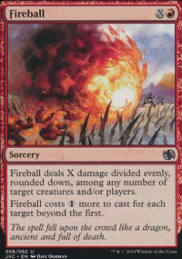 Fireball - Duel Decks : Anthology