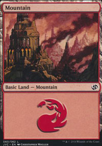 Mountain 6 - Duel Decks : Anthology