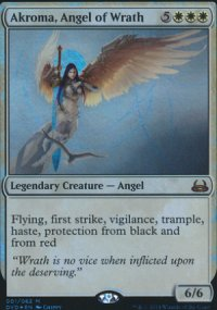 Akroma, Angel of Wrath - Duel Decks : Anthology