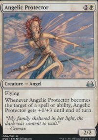 Angelic Protector - Duel Decks : Anthology