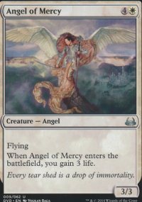 Angel of Mercy - Duel Decks : Anthology