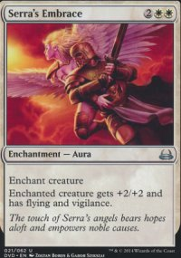 Serra's Embrace - Duel Decks : Anthology