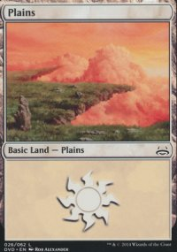 Plains 1 - Duel Decks : Anthology