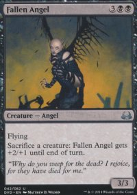 Fallen Angel - Duel Decks : Anthology