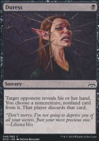 Duress - Duel Decks : Anthology