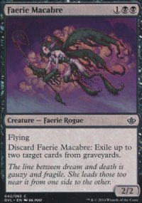 Faerie Macabre - Duel Decks : Anthology