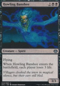 Howling Banshee - Duel Decks : Anthology
