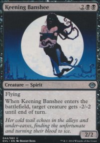 Keening Banshee - Duel Decks : Anthology