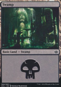 Swamp 5 - Duel Decks : Anthology