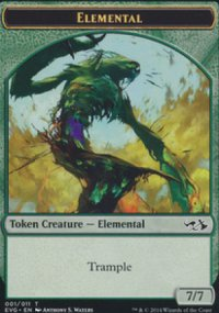 Elemental - Duel Decks : Anthology