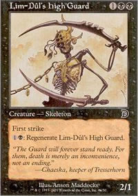 Lim-Dûl's High Guard 1 - Deckmasters