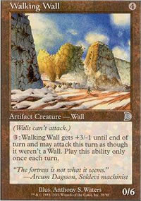 Walking Wall - Deckmasters