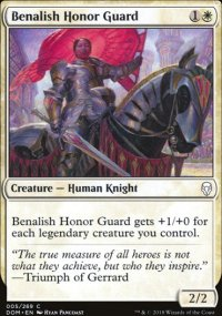 Benalish Honor Guard - Dominaria