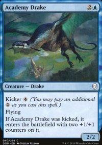 Academy Drake -