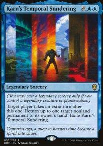 Karn's Temporal Sundering -