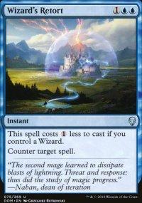 Wizard's Retort -