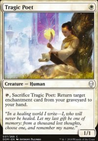 Tragic Poet - Dominaria