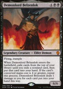 Demonlord Belzenlok -