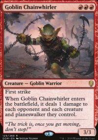 Goblin Chainwhirler -
